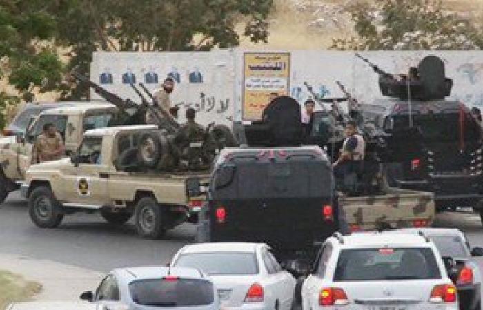 مقتل جنديين وإصابة 15 آخرين بالجيش الليبى جراء اشتباكات بنغازى