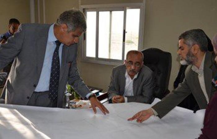 محافظ كفر الشيخ: نخطط للاستفادة من 134 فدانا غرب المنطقة الصناعية بمطوبس