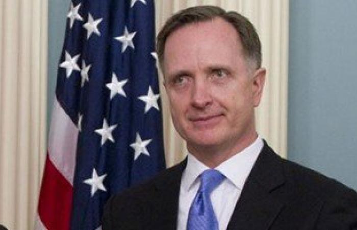 السفير الأمريكى: لا نمانع الحديث مع الجماعات التى لا تنتهج العنف
