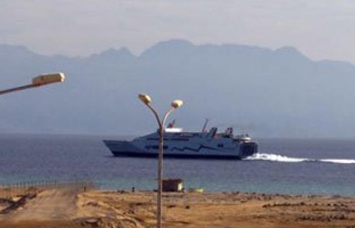 وصول 16 طن بضائع وبوتاجاز لموانئ السويس و313 راكبا لميناء نويبع
