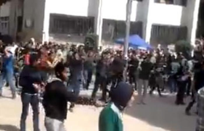إصابة طالب بجرح قاطع فى الأذن بعد مشاجرة مع زملائه فى مدرسة بالسويس