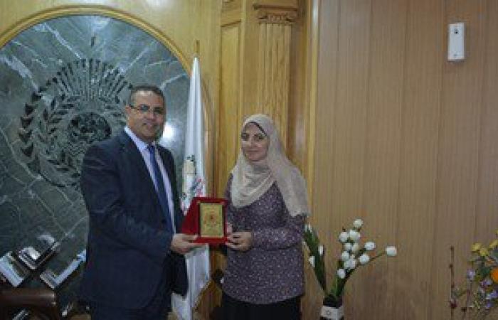 طالبة بطب المنصورة تفوز بالمركز الأول فى حفظ القرآن على مستوى العالم