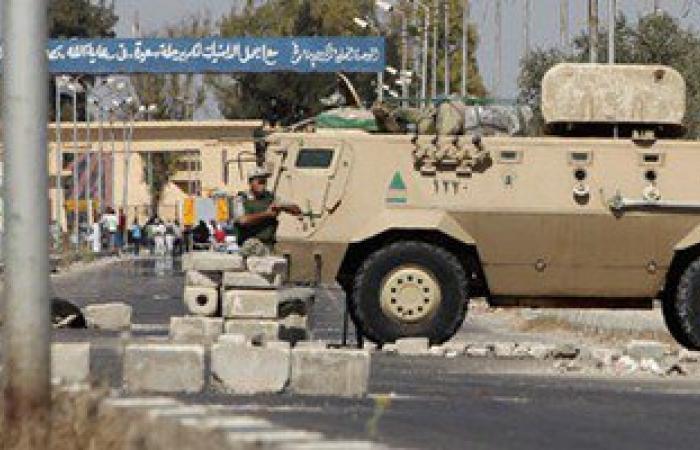 القبض على هارب من قسم ثالث و56 محكوما عليهم بشمال سيناء