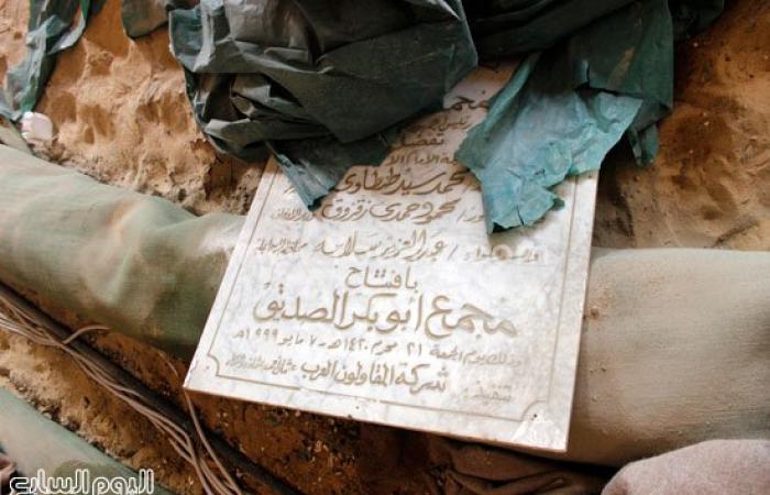 بالصور.. أكبر مساجد الإسماعيلية مغلق فى رمضان بسبب الصيانة