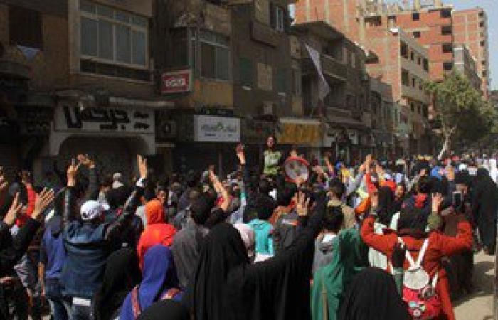 قوات الأمن تفرق مسيرة إخونية بمدينة الزقازيق وتضبط 5 من المشاركين