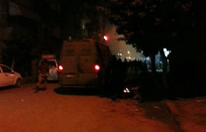 """قوات الأمن بالمنوفية تسيطر على اشتباكات عائلة """"تعيلب"""""""