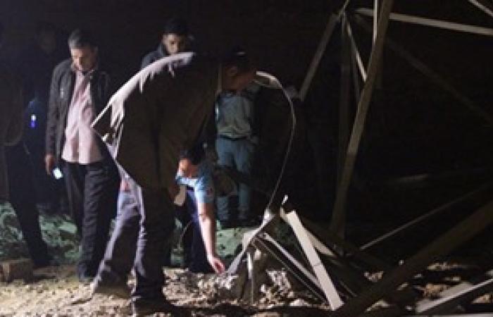 قوات الأمن تفكك عبوة هيكلية على طريق معدية نمرة 6 بالإسماعيلية