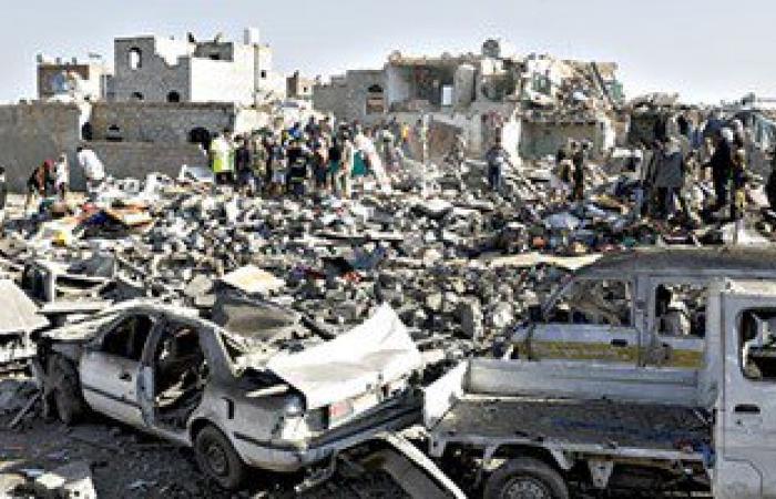 المقاومة الشعبية فى إقليم آزال باليمن تستهدف مقرات للحوثيين وصالح