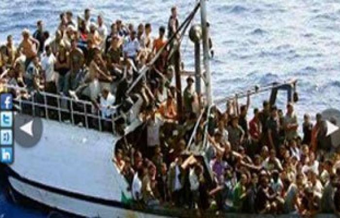 مقتل مهاجر وإصابة آخر فى إطلاق نار على قارب مهاجرين قبالة سواحل ليبيا