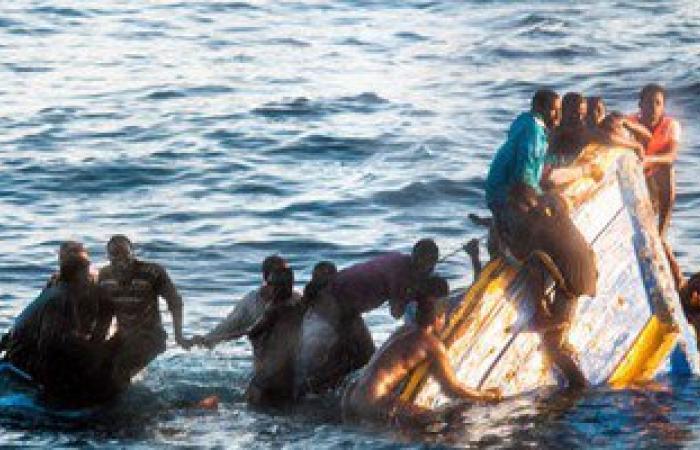 خفر السواحل التركية تنقذ 60 مهاجرا سوريا بعد انقلاب قاربهم ببحر إيجة