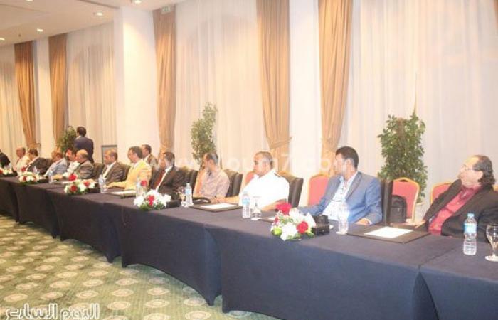 مستثمرو جنوب سيناء يتقدمون بالشكر للمحافظ لحل مشكلات القانون 14