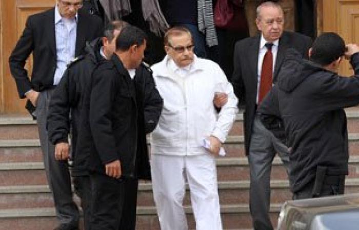 النيابة تسلم المحكمة تقرير لجنة الخبراء حول ثروة صفوت الشريف ونجليه