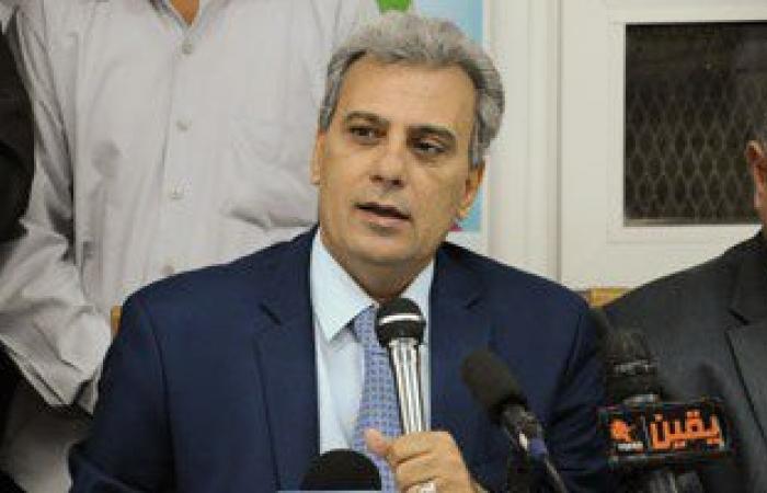 جابر نصار: ممنوع ممارسة الحزبية فى الجامعة وليس السياسة