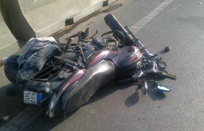 مصرع شابين وإصابة ثالث فى حادث تصادم دراجتين ناريتين فى الدقهلية