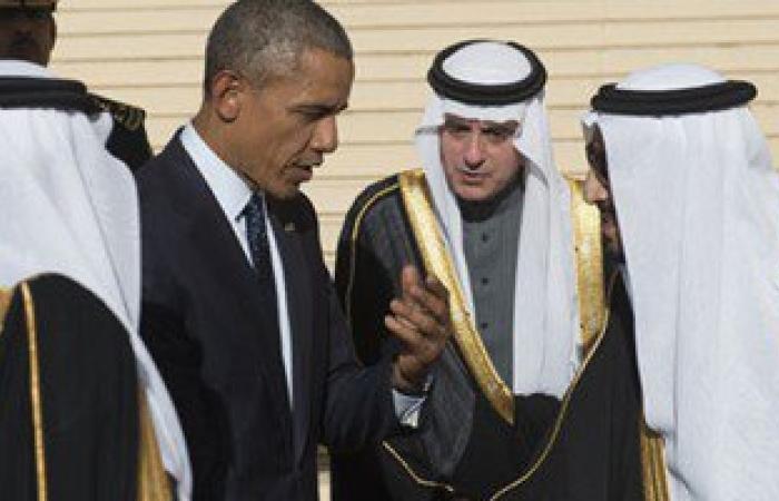 """البيت الأبيض :الملك سلمان طلب من أوباما عقد لقاء مع """"الجبير"""""""