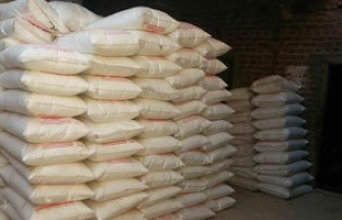 ضبط 90 طنا من الأرز  بميناء الإسكندرية قبل تهريبها إلى تركيا