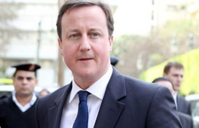 رئيس الوزراء البريطانى يهنئ المسلمين والعرب بحلول عيد الفطر