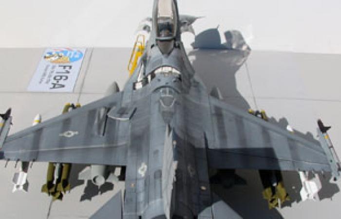 """مقاتلات """"إف 16"""" العراقية تنفذ أولى غاراتها على مواقع داعش"""