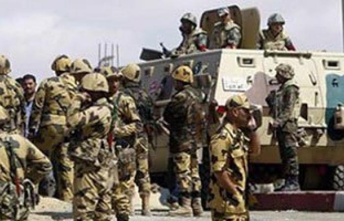 المتحدث العسكرى: استشهاد 3 من أبطال الجيش وإصابة 4 فى كمين بالشيخ زويد
