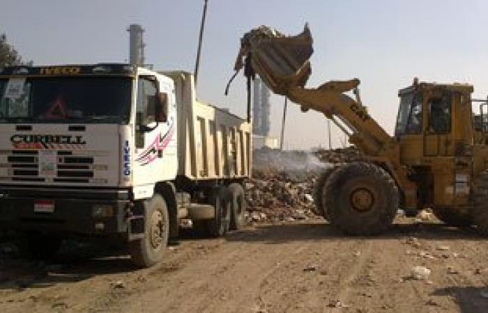 رفع ألف طن قمامة من شوارع مدينة دمياط خلال أيام العيد