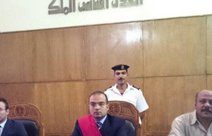 جنايات المنيا تستكمل اليوم محاكمة 349 اخوانيا فى احداث عنف مطاى