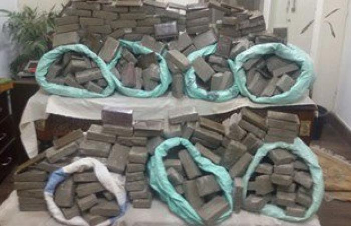 ضبط 5 أشخاص بحوزتهم مخدرات وحشيش خلال حملة أمنية بالمنيا
