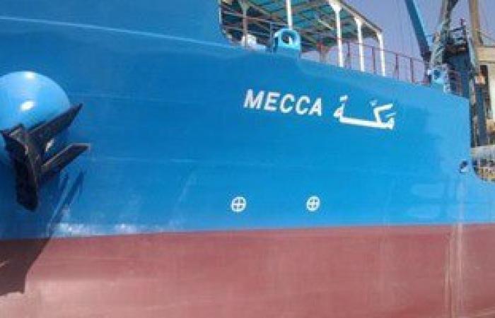مصادر بهيئة قناة السويس: وصول الكراكة مكة لشرق التفريعة ببورسعيد