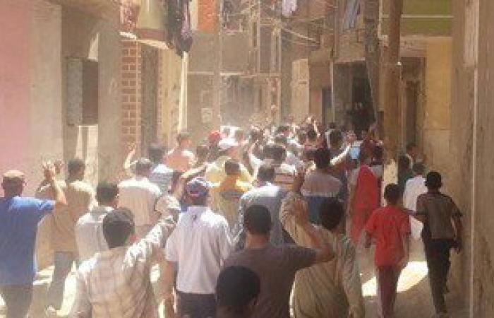 """15سبتمبر.. الحكم على 8 متهمين بحرق مكتب """"الحرية والعدالة"""" بدمياط"""