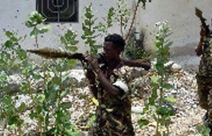 اشتباكات بين القوات الصومالية ومسلحين مجهولين جنوب غرب مقديشيو
