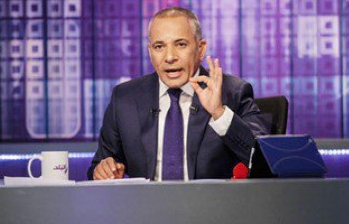 """أحمد موسى: """"مرسى ربرب وتخن.. وبيصرف الآلاف على الأكل"""""""
