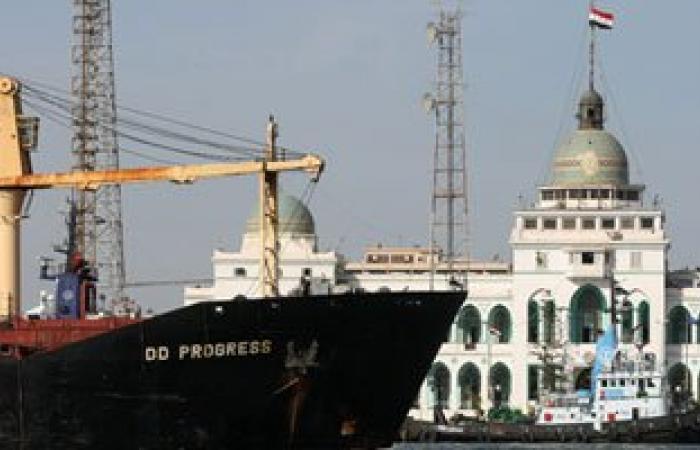 """رئيس هيئة الموانئ: محور قناة السويس """"رئة"""" يتنفس منها ميناء شرق بورسعيد"""