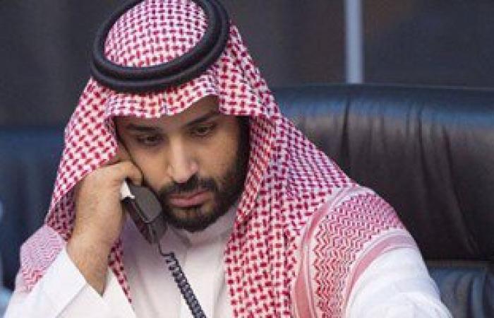 ولى ولى العهد السعودى يوجه بمعاملة الشهداء الإماراتيين كالشهداء السعوديين