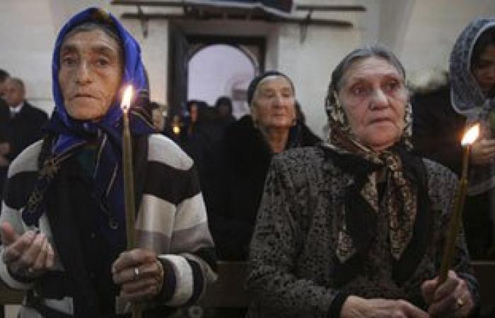 """الأسوشيتدبرس: فرار مئات العائلات المسيحية من """"صدد"""" بسوريا مع تقدم داعش"""