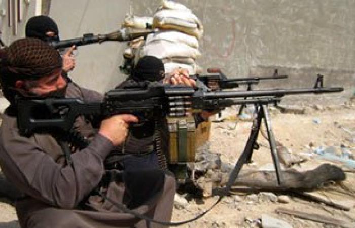 مقتل 37 من تنظيم داعش بقصف مدفعى فى الأنبار بالعراق