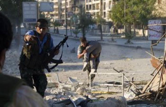 ارتفاع حصيلة القتلى جراء سقوط قذائف على دمشق الى 11 شخصا