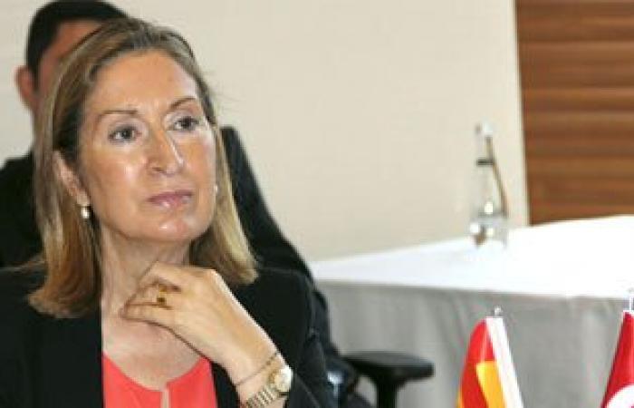 وزيرة التنمية الإسبانية: نبحث تنفيذ قطار فائق السرعة بين القاهرة والأقصر