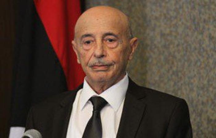 رئيس البرلمان الليبى يهنأ الجيش بالذكرى الـ75 على تأسيسه