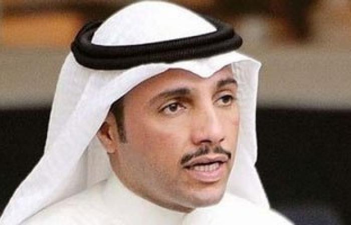 """رئيس مجلس الأمة الكويتى يعزى نظيره السعودى فى ضحايا تفجير مسجد """"الطوارئ"""""""