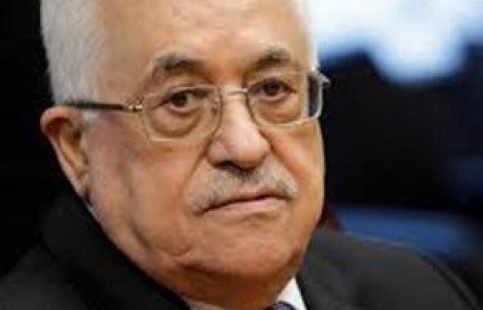 """""""أبو مازن"""": القيادة الفلسطينية تسعى للوصول إلى السلام وتحقيقه"""