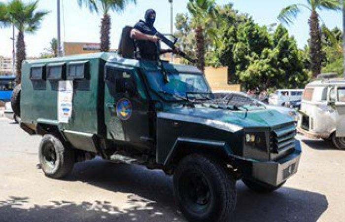 الشرطة تطارد إرهابيًا فى السويس أطلق النيران على القوات بمدينة السلام