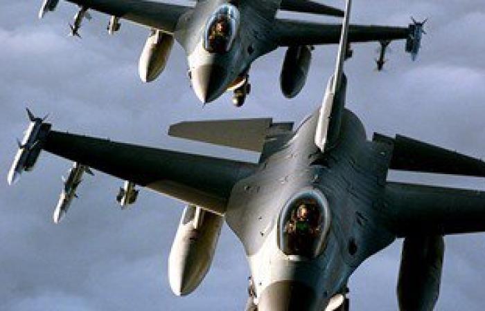 طائرات أمريكا والحلفاء تشن 23 غارة على أهداف للمتشددين فى سوريا والعراق