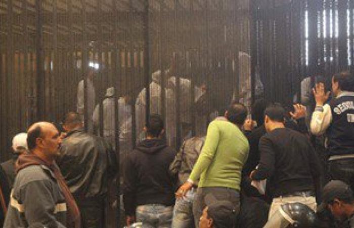 قاضى اقتحام سجن بورسعيد يصف مقطع فيديو: دانة مدفع.. والدفاع:دى عصاية