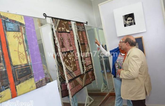 """لجنة الفنون بـ""""الأعلى للجامعات"""" تتفقد مبنى كلية الفنون الجميلة بأسيوط"""