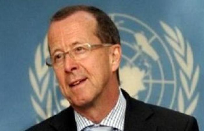 موفد الأمم المتحدة إلى ليبيا مارتن كوبلر يصل إلى طبرق