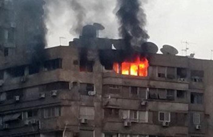وفاة الطفلة الثانية بعد إصابتها فى حريق شقة بالعمرانية