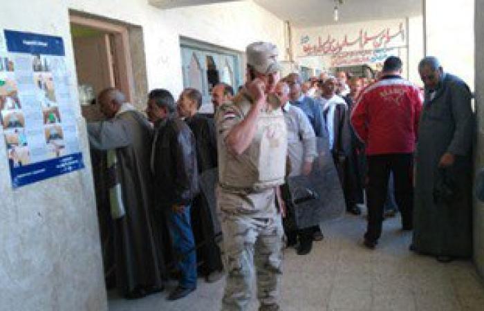 اشتباكات بين أنصار المرشحين فى طحا المرج بالشرقية بسبب توجيه الناخبين