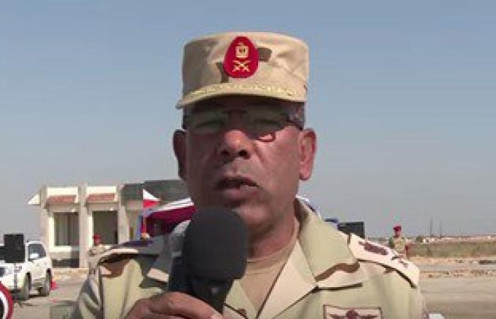 قائد الجيش الثانى الميداني ومحافظ دمياط يتفقدان اللجان
