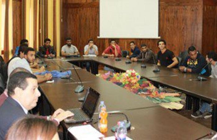 بالصور.. الهندسة والآداب تتصدران انتخابات اللجان الطلابية بجامعة طنطا