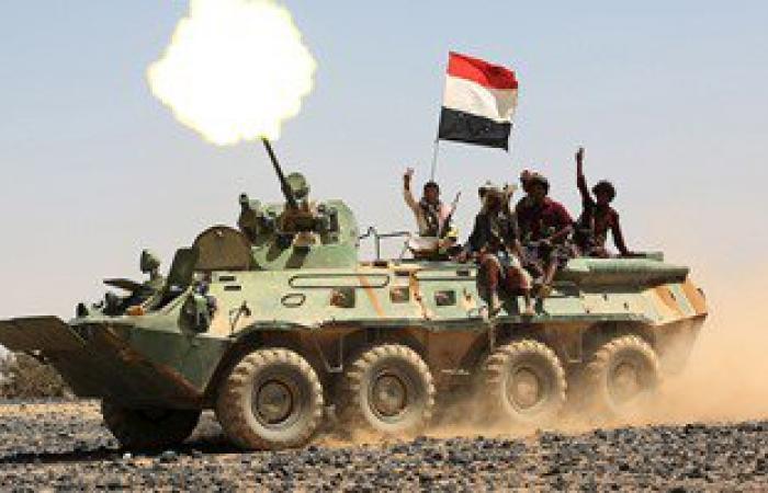 سقوط 16 قتيلا من الحوثيين فى مواجهات مع الجيش والمقاومة اليمنية بتعز