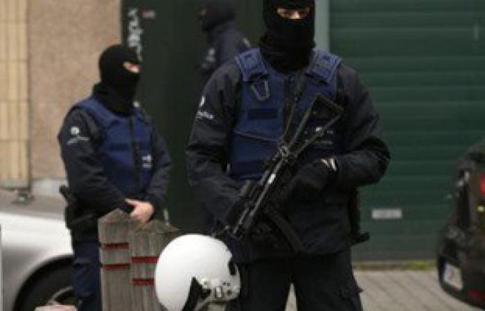 الشرطة البلجيكية تعتقل 6 من المشتبهين بهم فى مداهمات بروكسل